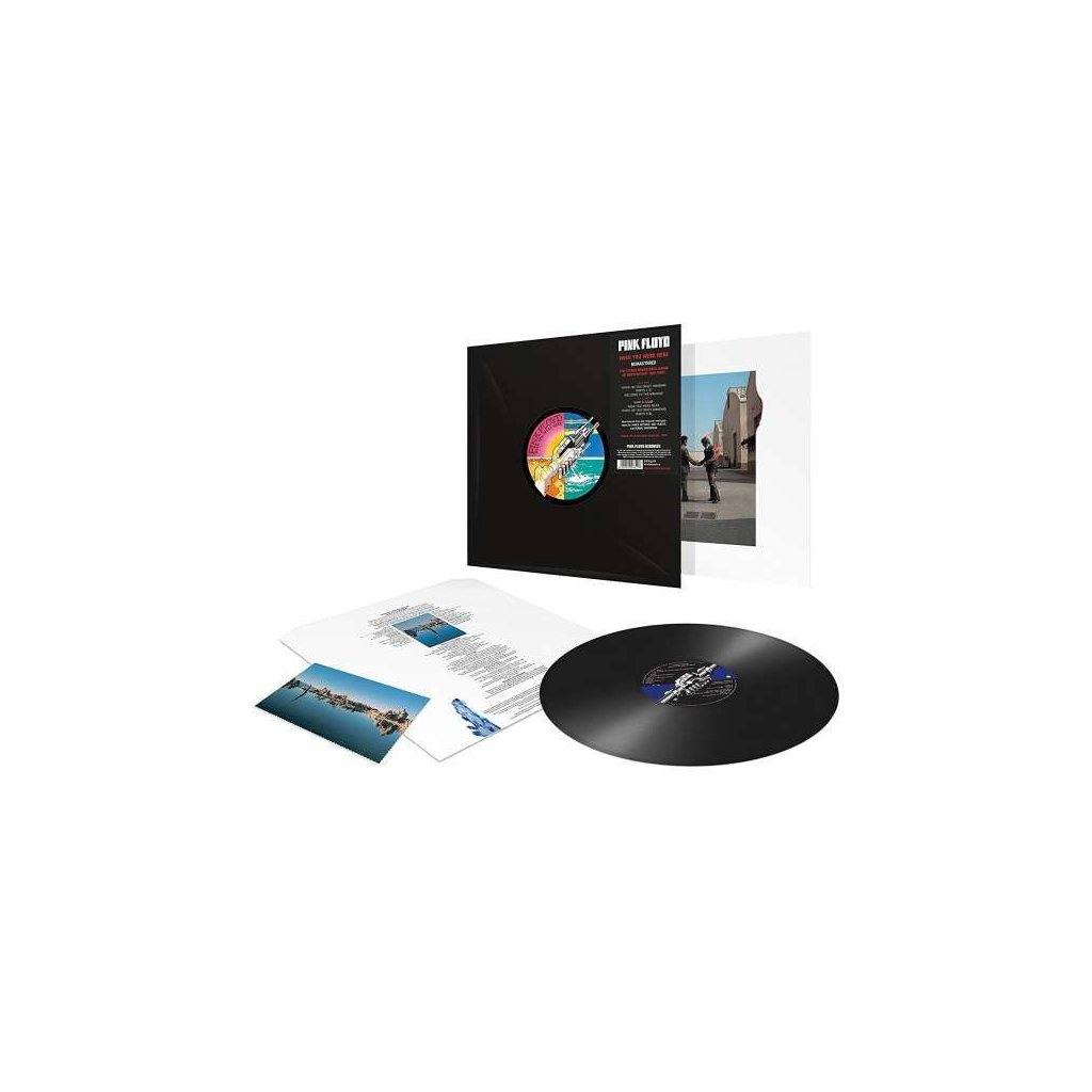 VINYLO.SK | PINK FLOYD ♫ WISH YOU WERE HERE / Limited [LP] 5099902988016