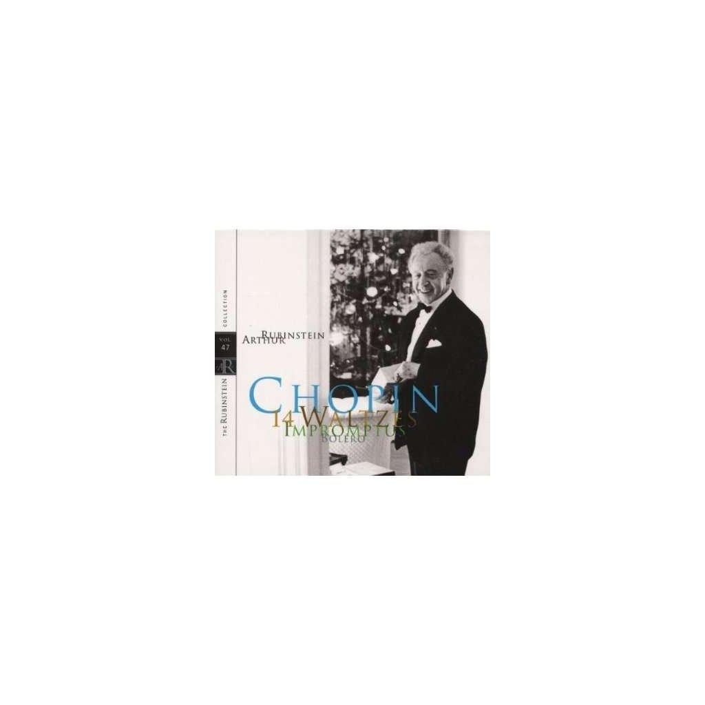 VINYLO.SK | CHOPIN, F. - WALTZES [CD]