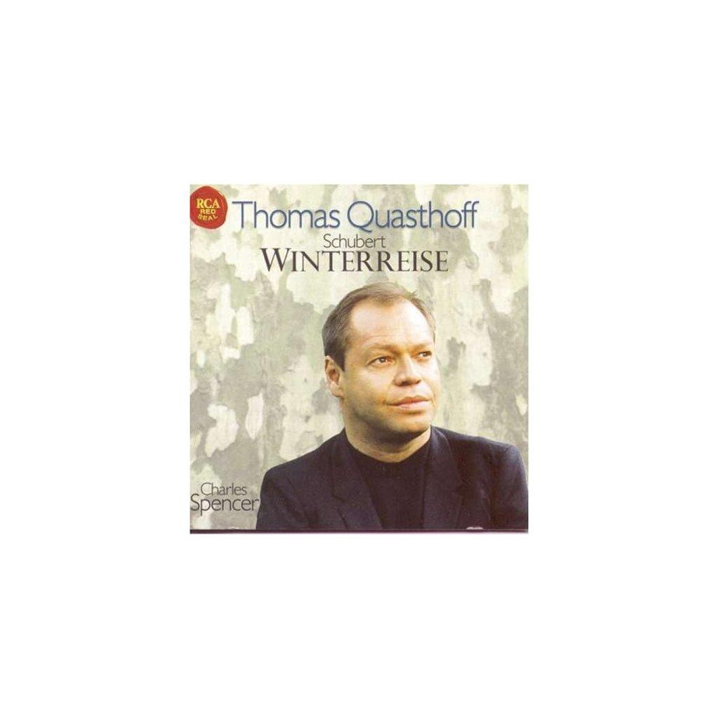 VINYLO.SK | SCHUBERT, F. - WINTERREISE [CD]