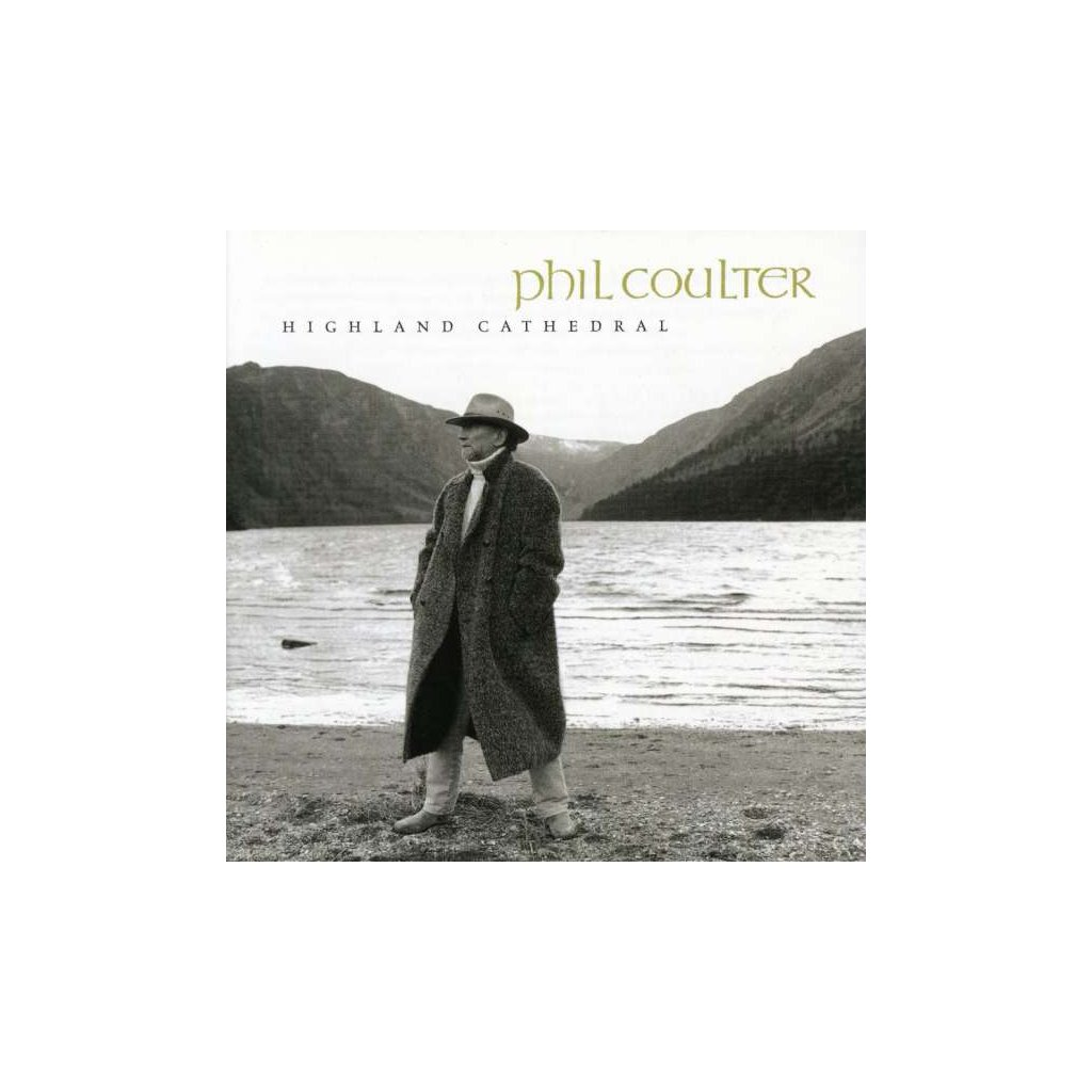 VINYLO.SK | COULTER, PHIL - HIGHLAND CATHEDRAL [CD]