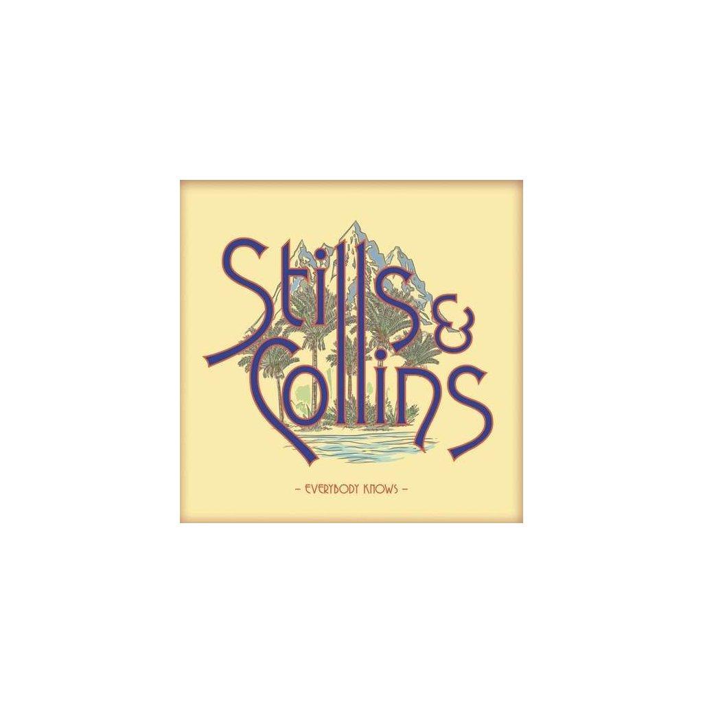 VINYLO.SK | STILLS, STEPHEN / JUDY COLL - EVERYBODY KNOWS [LP]