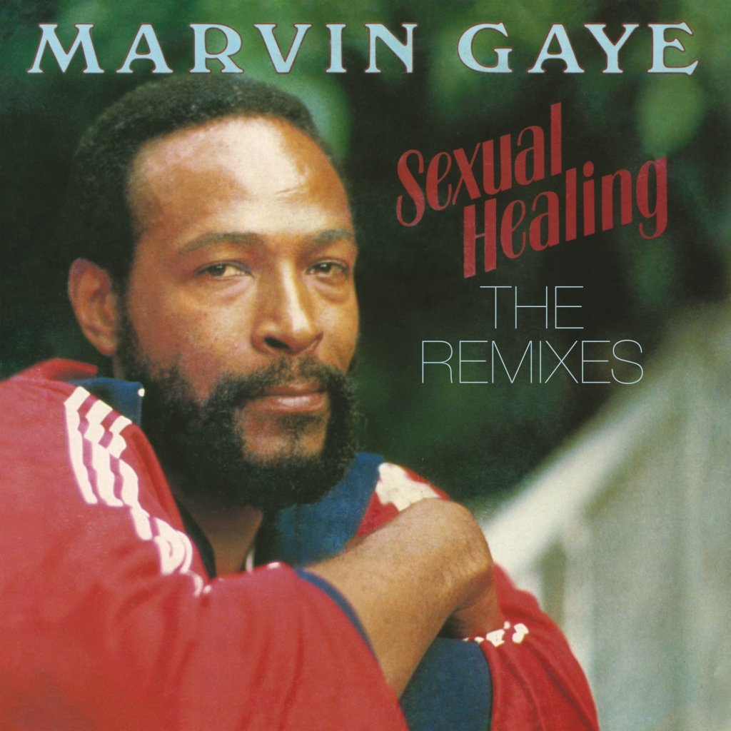 GAYE, MARVIN ♫ SEXUAL HEALING - THE REMIXES / Colored [LP]