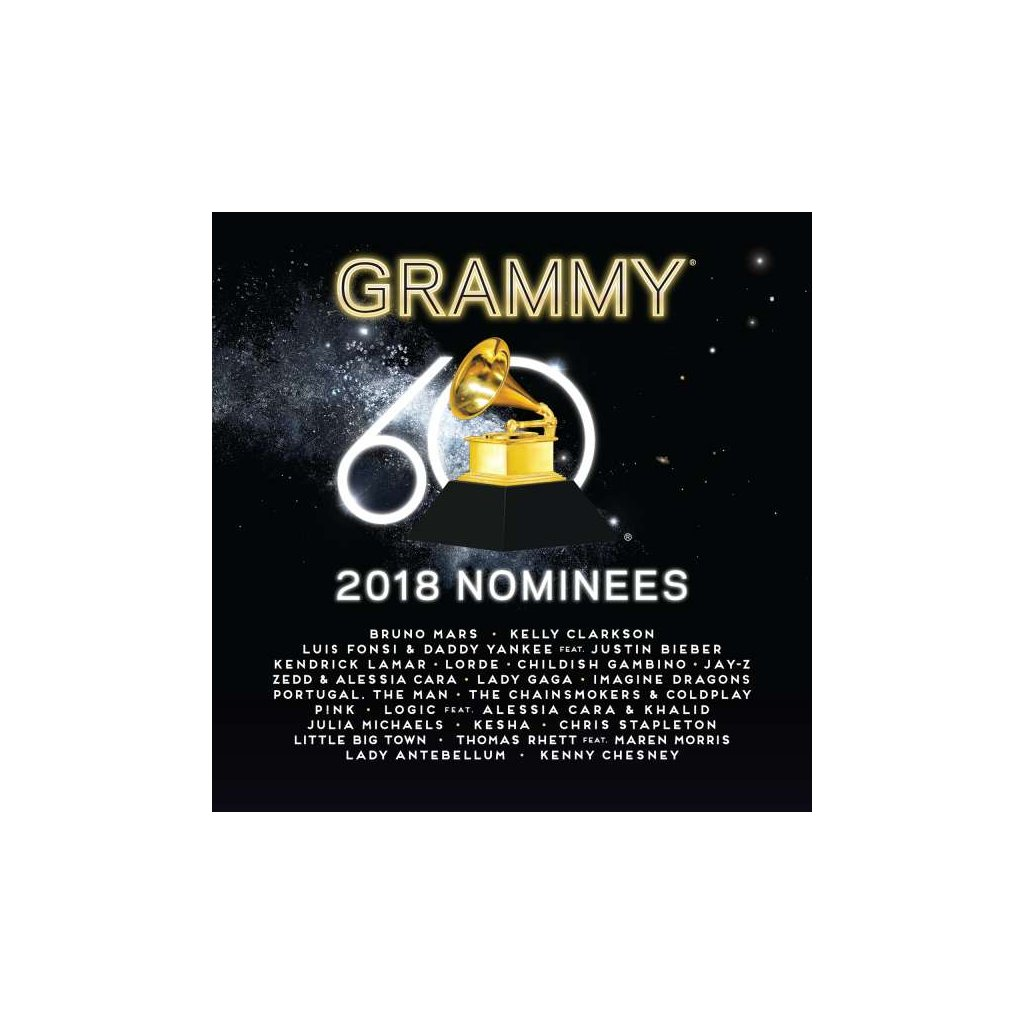 VINYLO.SK | Rôzni interpreti - 2018 GRAMMY NOMINEES [CD]