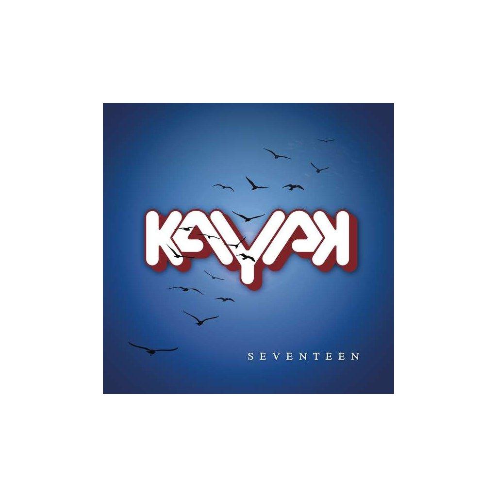 VINYLO.SK   KAYAK - SEVENTEEN / GAT [2LP + CD]