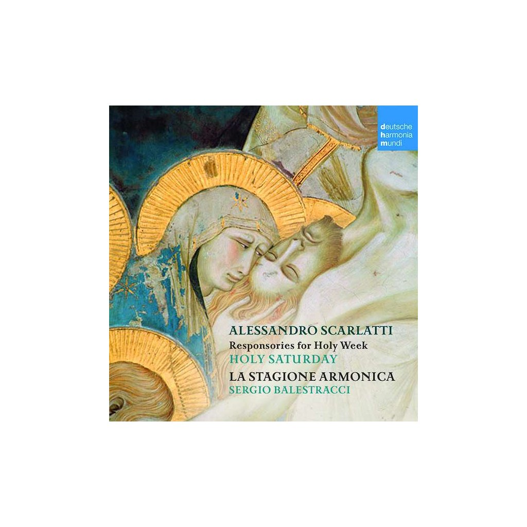 VINYLO.SK | LA STAGIONE ARMONICA - ALESSANDRO SCARLATTI: RES [CD]