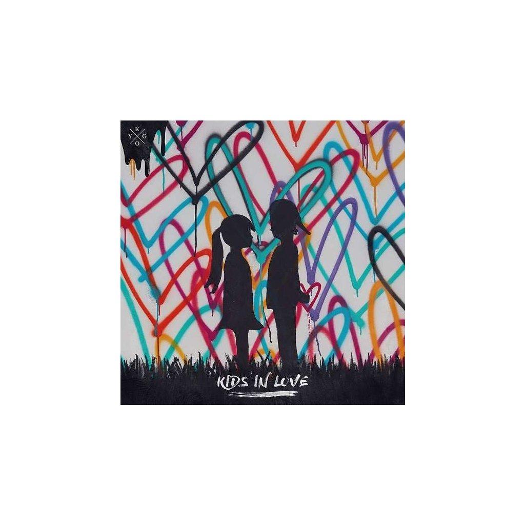 VINYLO.SK | KYGO - KIDS IN LOVE / Extended [CD]
