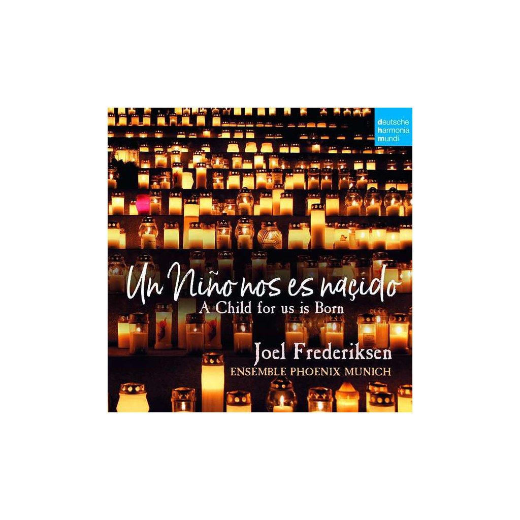 VINYLO.SK | FREDERIKSEN, JOEL - UN NINO NOS ES NASCIDO - A CHILD FOR US IS BORN [CD]