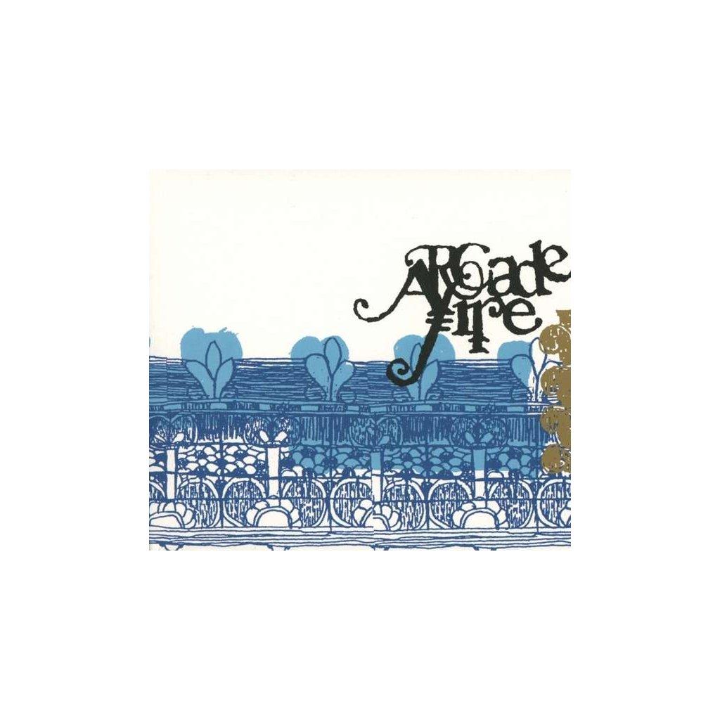 VINYLO.SK   ARCADE FIRE - ARCADE FIRE / Expanded [CD]