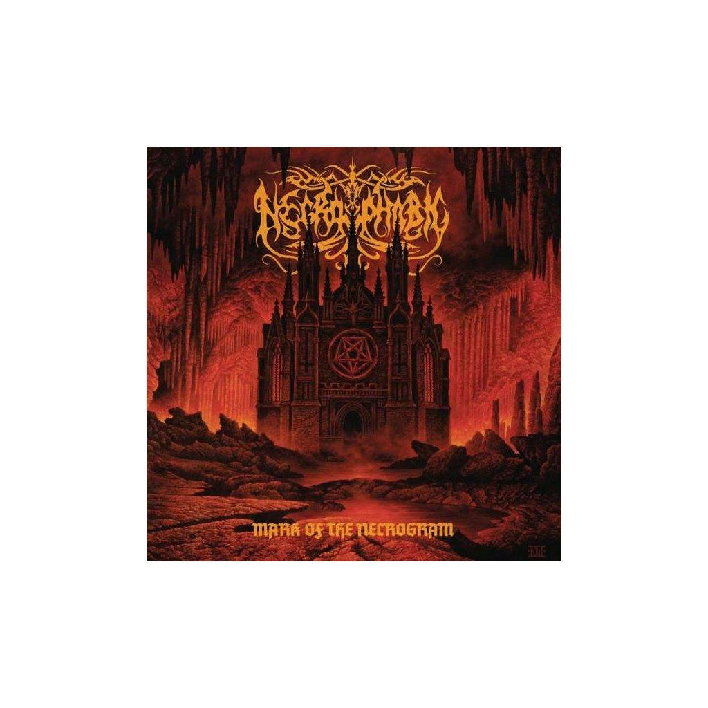 VINYLO.SK | NECROPHOBIC - MARK OF THE NECROGRAM [CD]