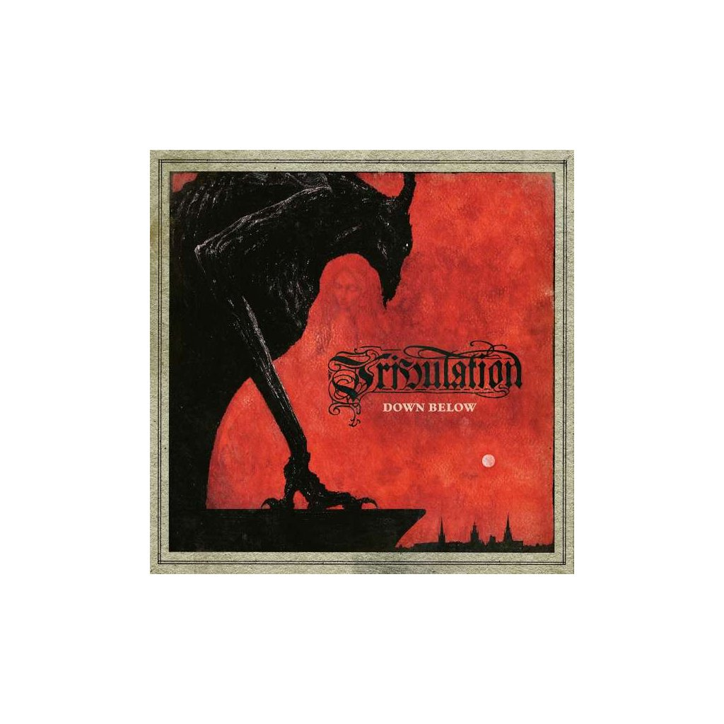 VINYLO.SK   TRIBULATION - DOWN BELOW [CD]