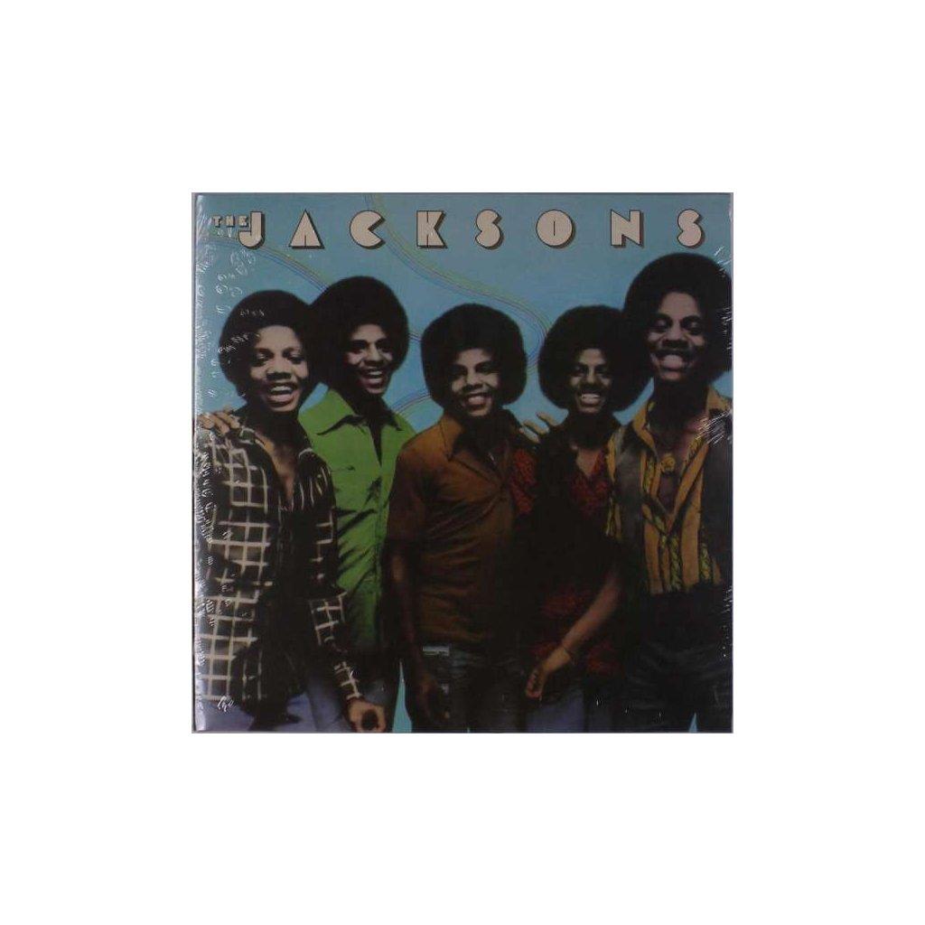 VINYLO.SK | JACKSONS - THE JACKSONS / GAT [LP]