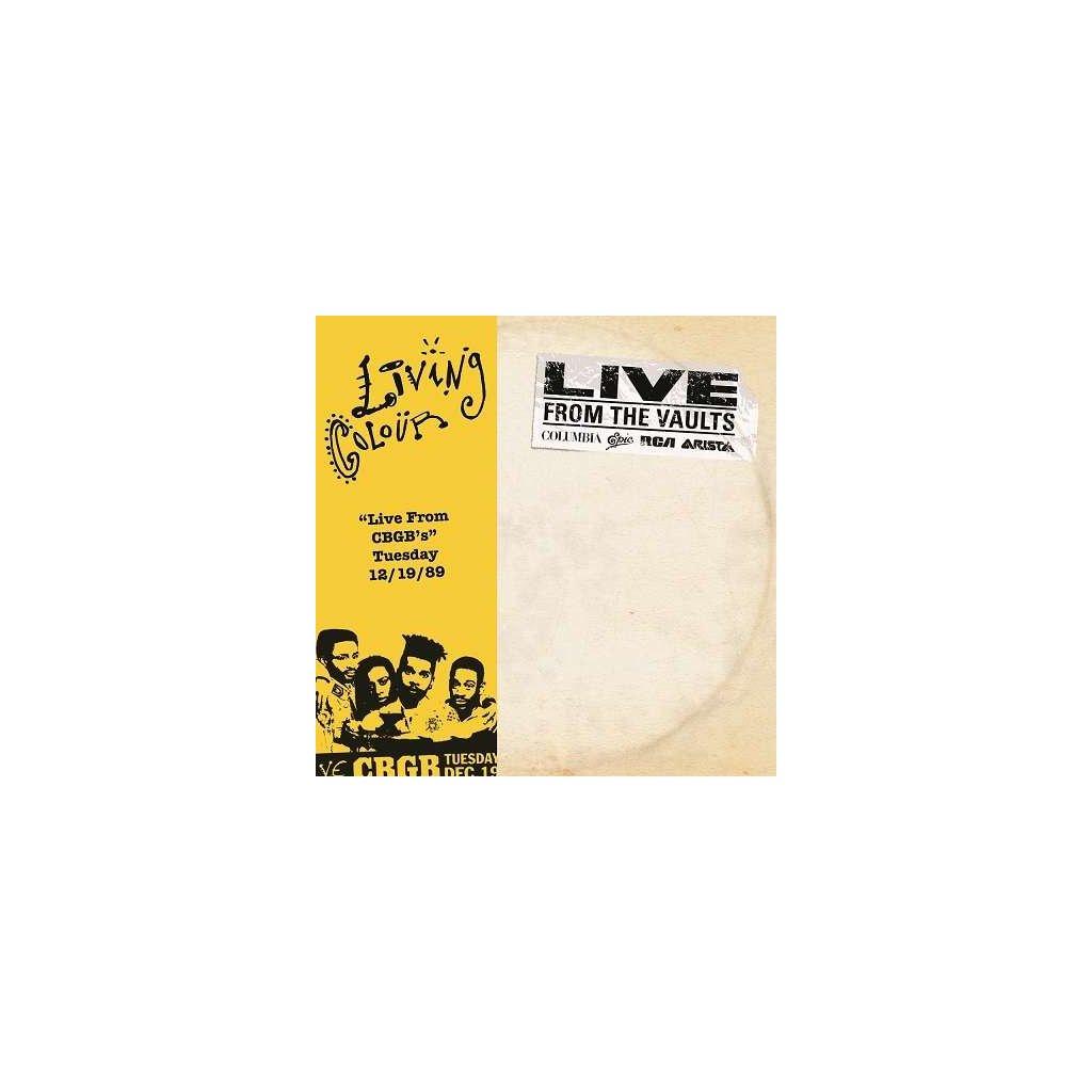 VINYLO.SK   LIVING COLOUR - LIVE FROM CBGB'S [2LP]