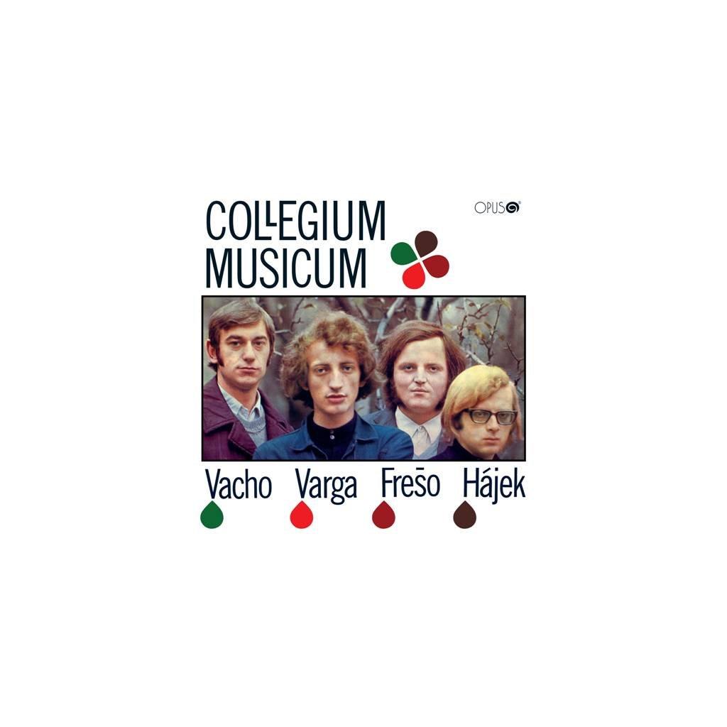 VINYLO.SK   COLLEGIUM MUSICUM ♫ COLLEGIUM MUSICUM [LP] 8584019001811