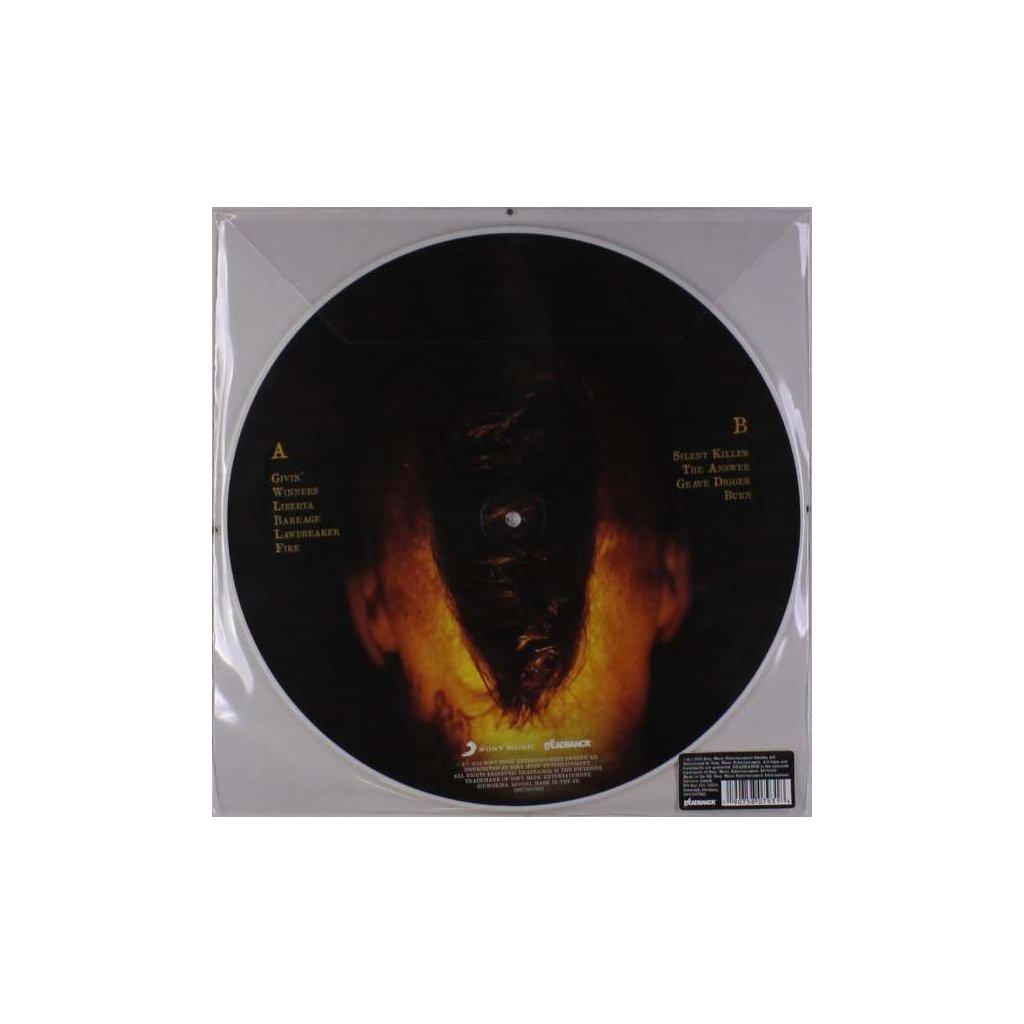 VINYLO.SK | MUSTASCH - SILENT KILLER / Limited / PICTURE DISC [LP]