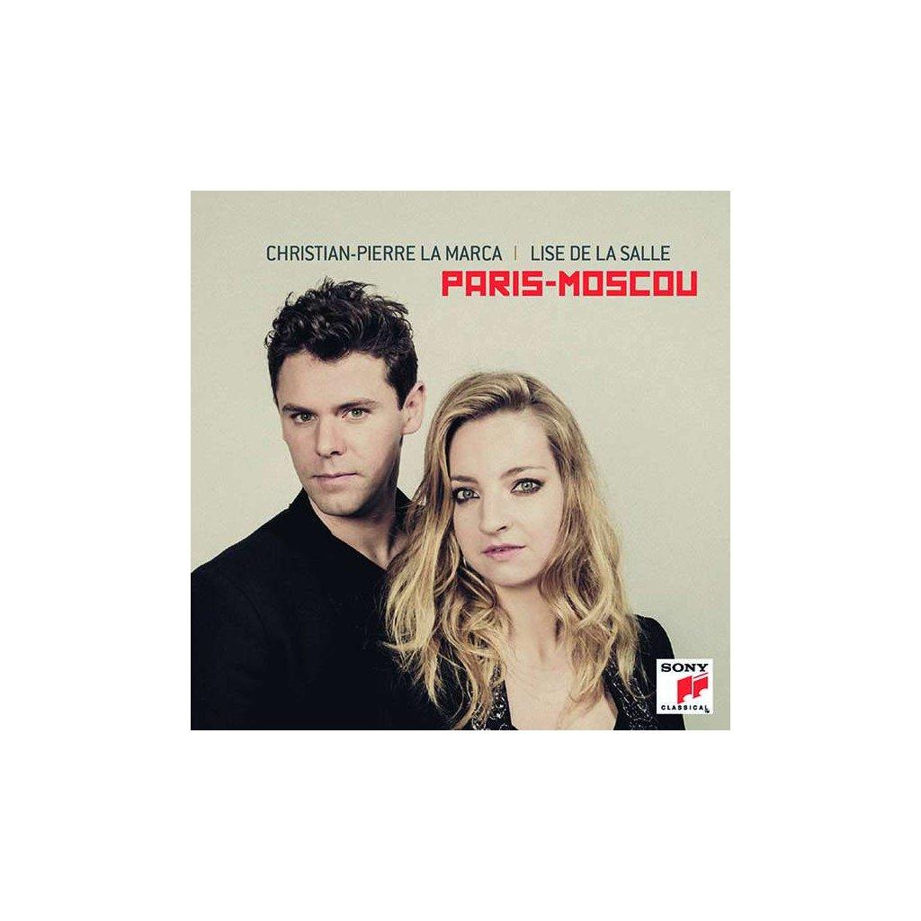 VINYLO.SK | MARCA, CHRISTIAN-PIERRE L - PARIS-MOSCOU [CD]