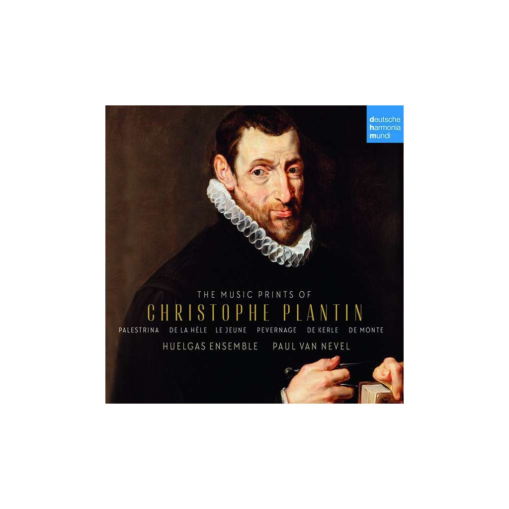 VINYLO.SK | HUELGAS ENSEMBLE - THE MUSIC PRINTS OF CHRISTOPHE PLANTIN [CD]