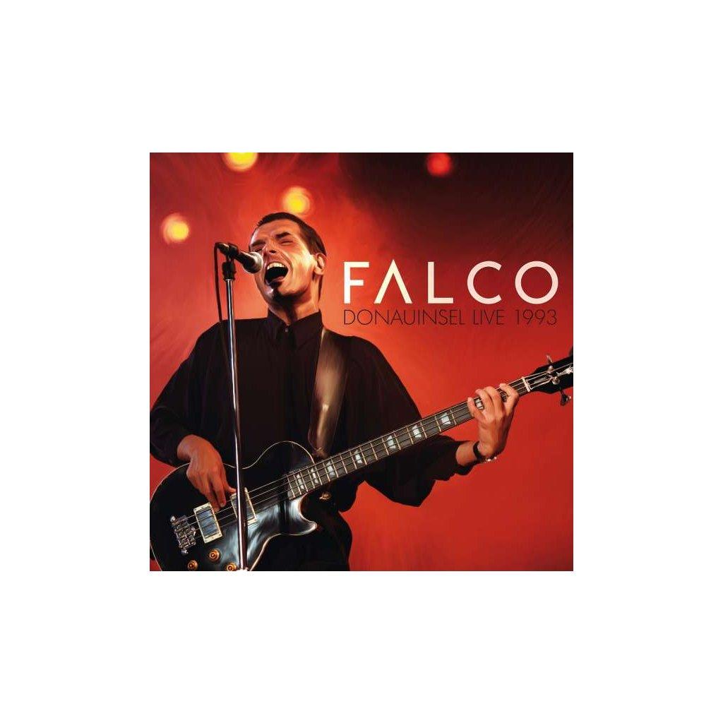 VINYLO.SK   FALCO - DONAUINSEL LIVE 1993 / HQ [2LP]