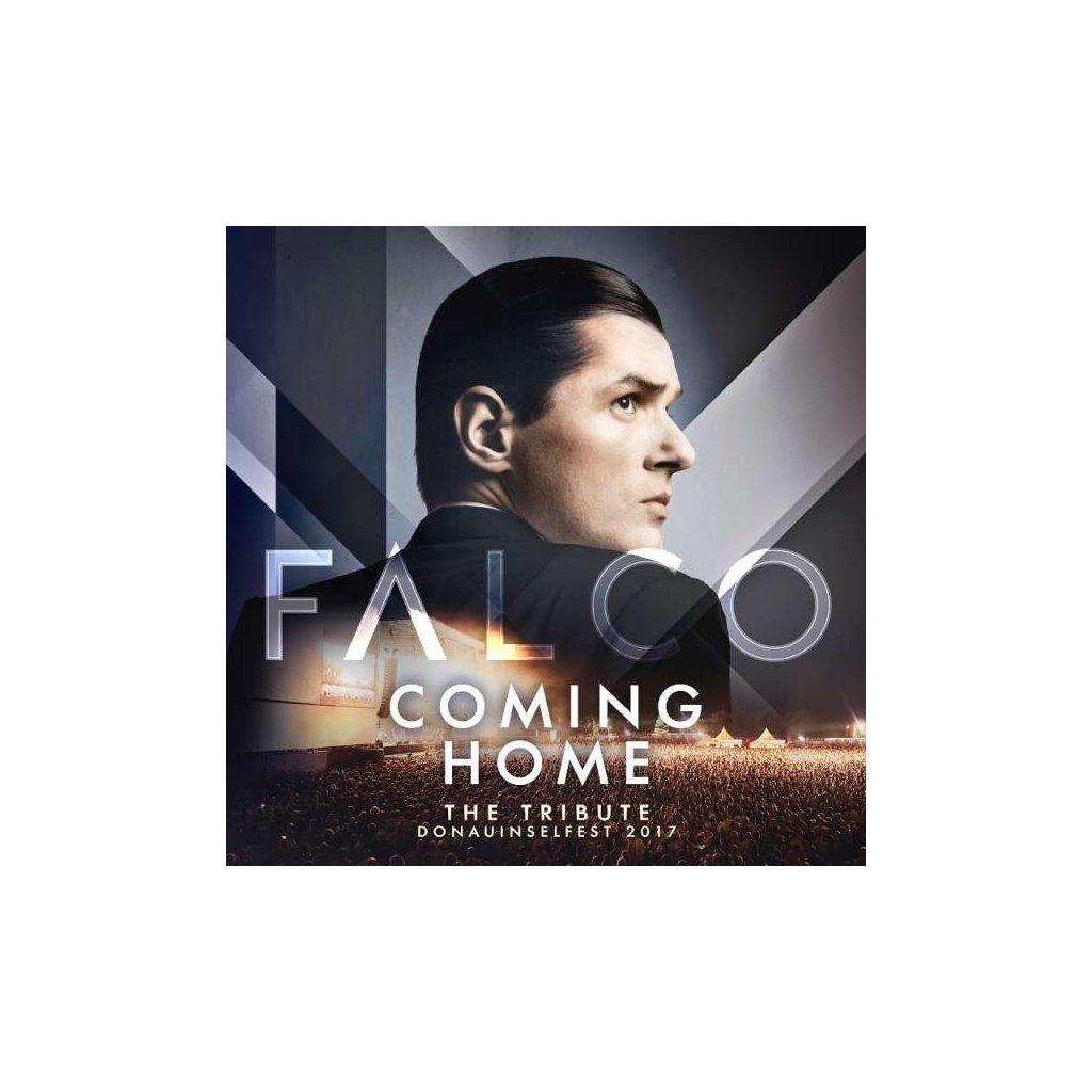 VINYLO.SK | FALCO - FALCO COMING HOME: THE TRIBUTE DONAUINS [CD]