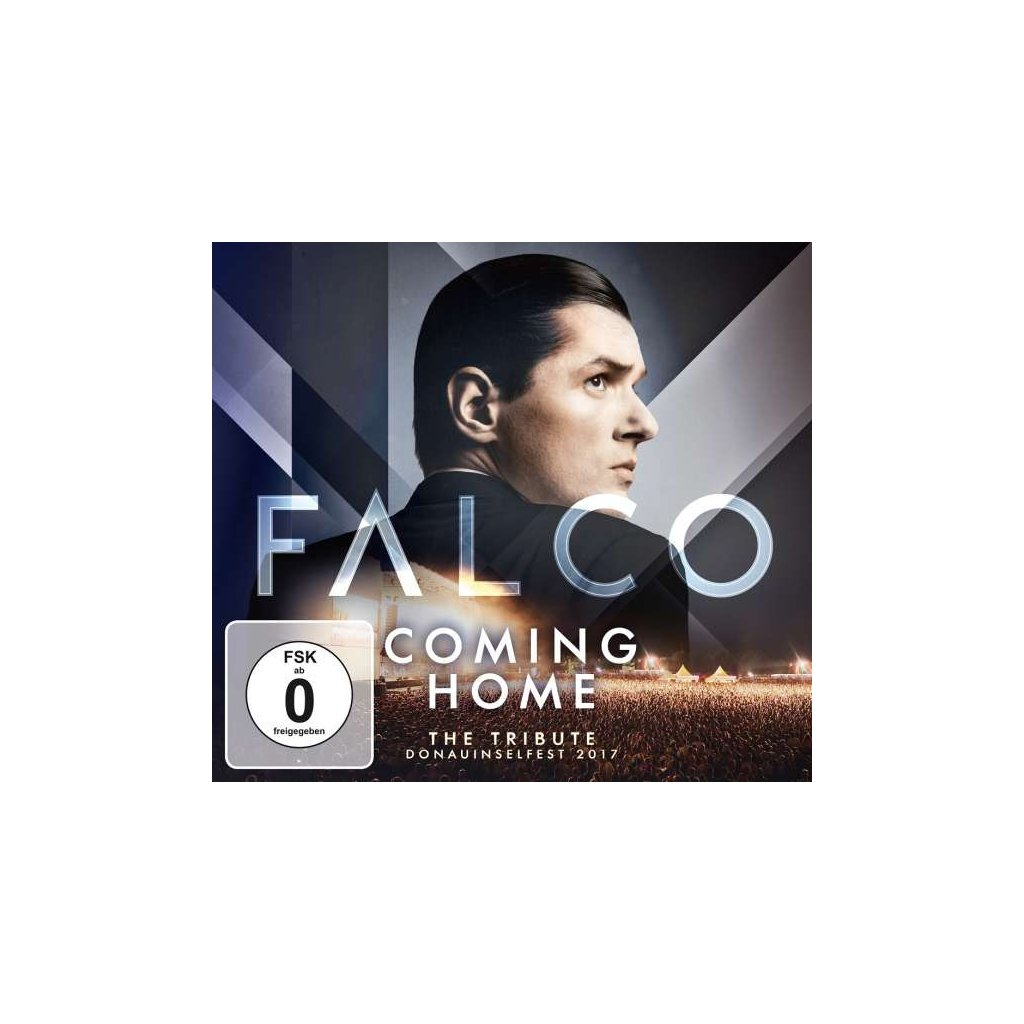 VINYLO.SK | FALCO - FALCO COMING HOME: THE TRIBUTE DONAUINS [2CD]