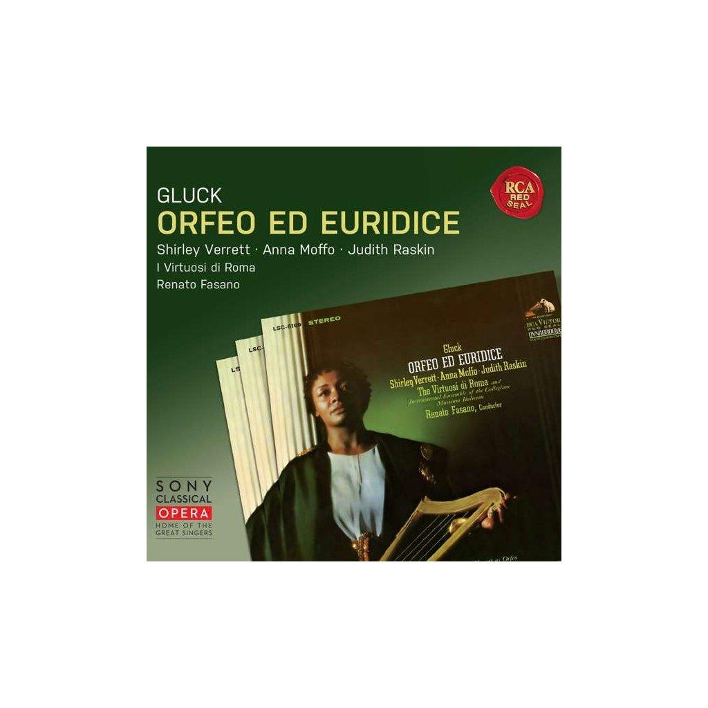 VINYLO.SK | GLUCK, C.W. - ORFEO ED EURIDICE [2CD]