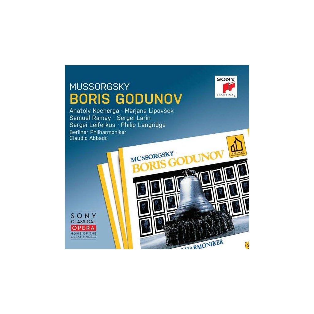 VINYLO.SK   MUSSORGSKY, M. - BORIS GODUNOV [3CD]