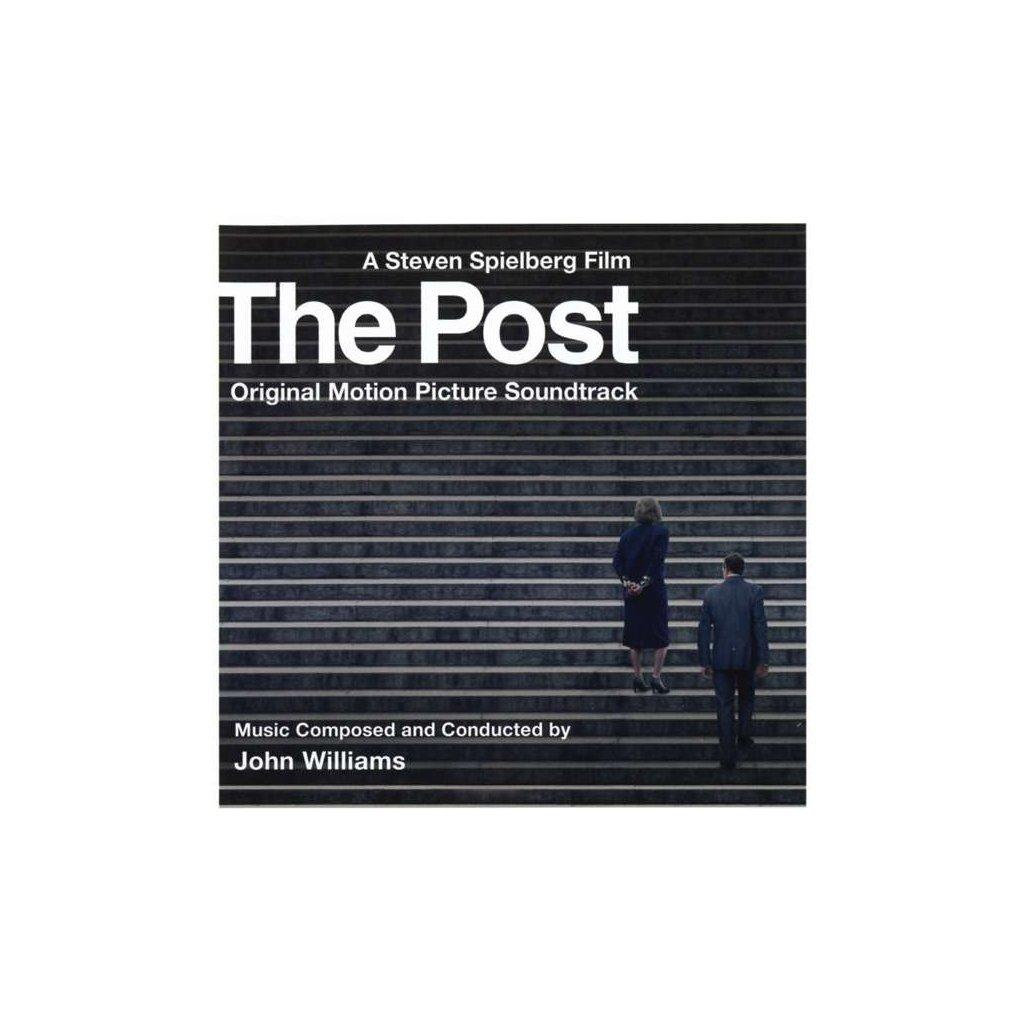 VINYLO.SK | OST - THE POST [CD]