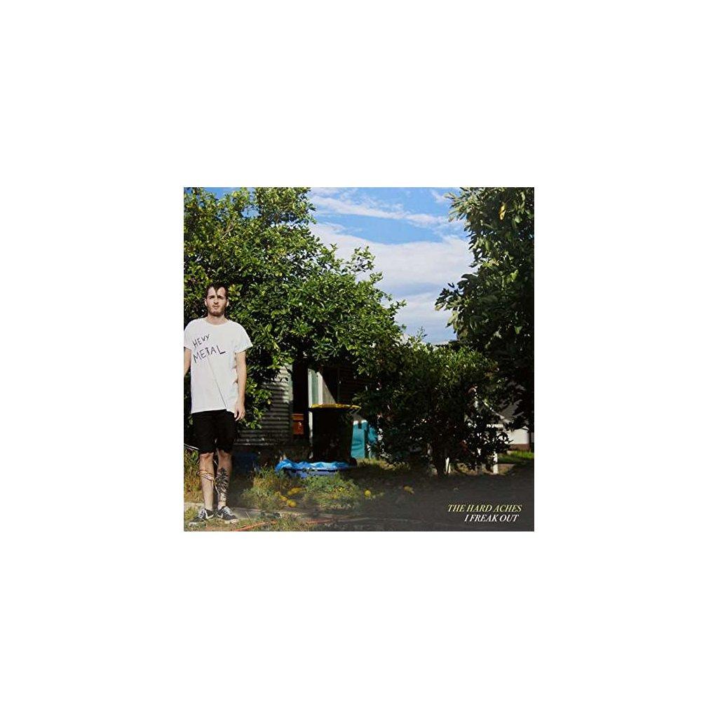 VINYLO.SK | HARD ACHES, THE ♫ I FREAK OUT [LP] 9397601006670