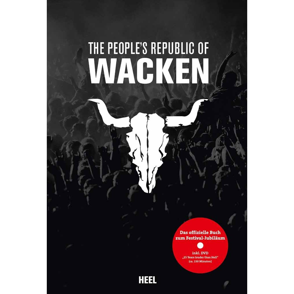 VINYLO.SK   PEOPLE'S REPUBLIC OF WACKEN, THE ♫ THE PEOPLE'S REPUBLIC OF WACKEN [DVD] 9783958430549