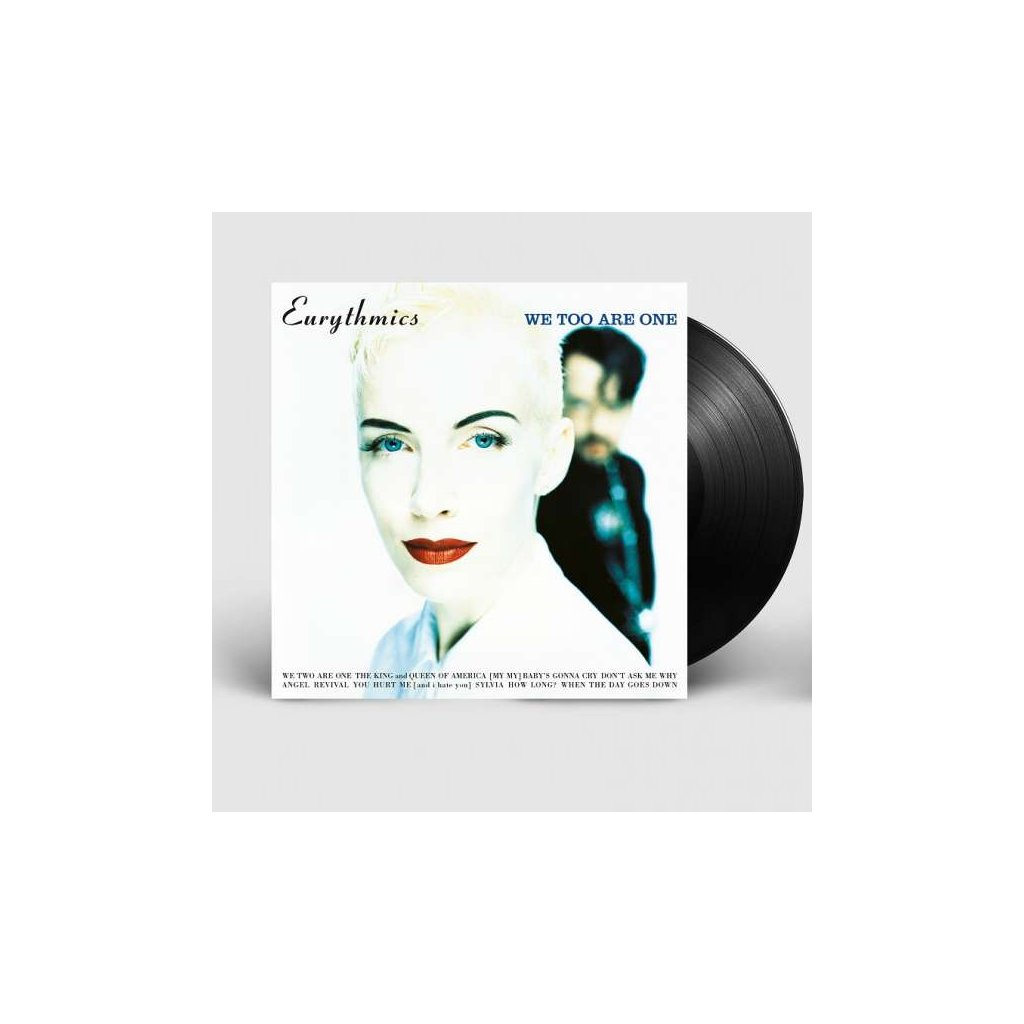 VINYLO.SK | EURYTHMICS - WE TOO ARE ONE [LP]