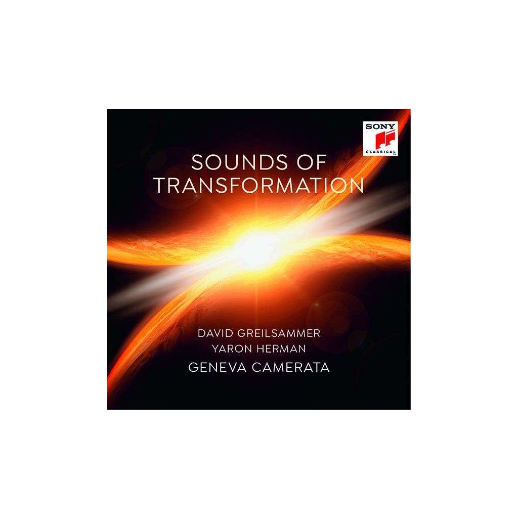 VINYLO.SK   GREILSAMMER, DAVID - SOUNDS OF TRANSFORMATION [CD]
