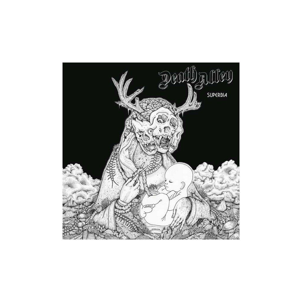 VINYLO.SK | DEATH ALLEY - SUPERBIA / Special [CD]