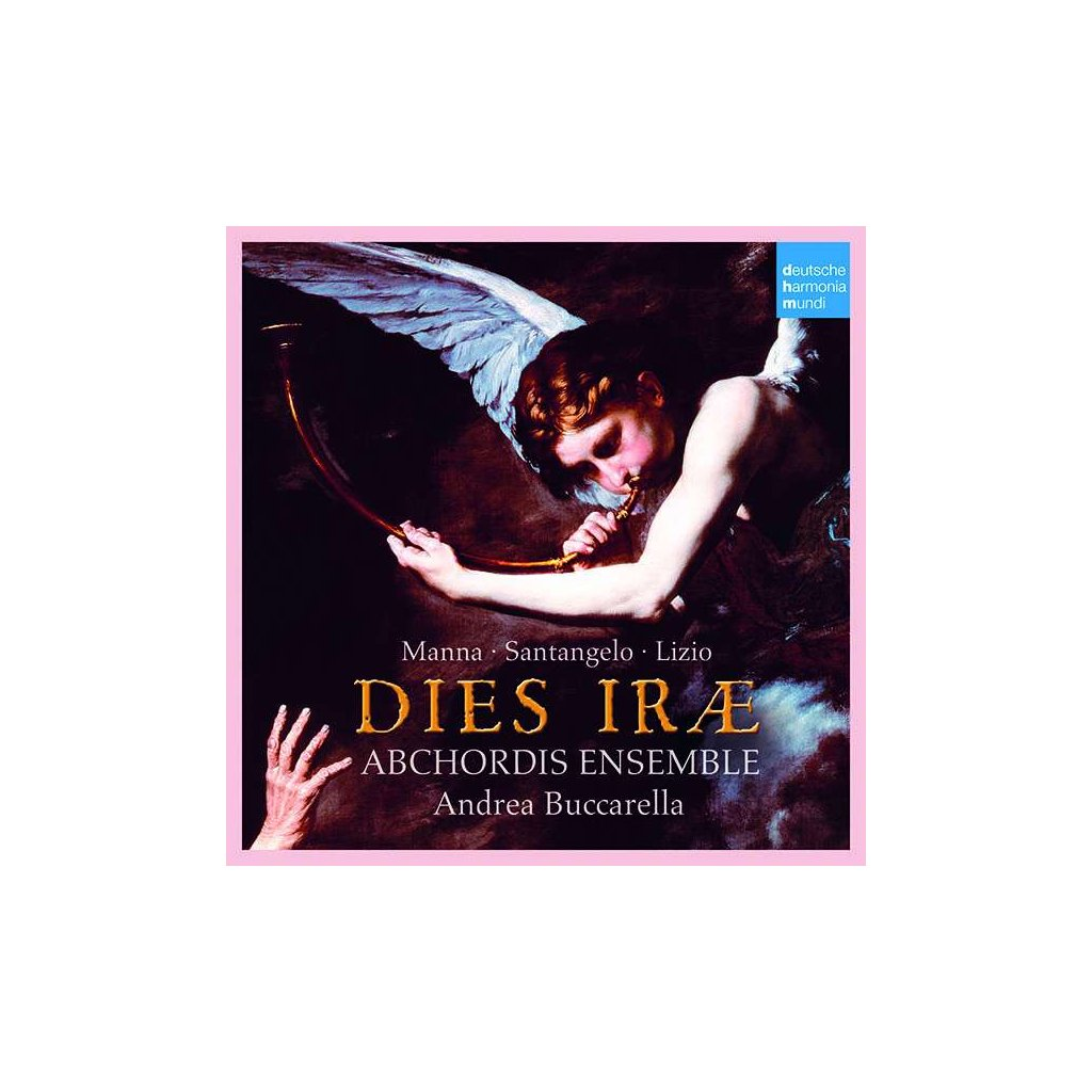 VINYLO.SK | ABCHORDIS ENSEMBLE - DIES IRAE - SACRED & INSTRUMENTAL ITALIAN MUSIC FROM THE 18TH CENTURY [CD]