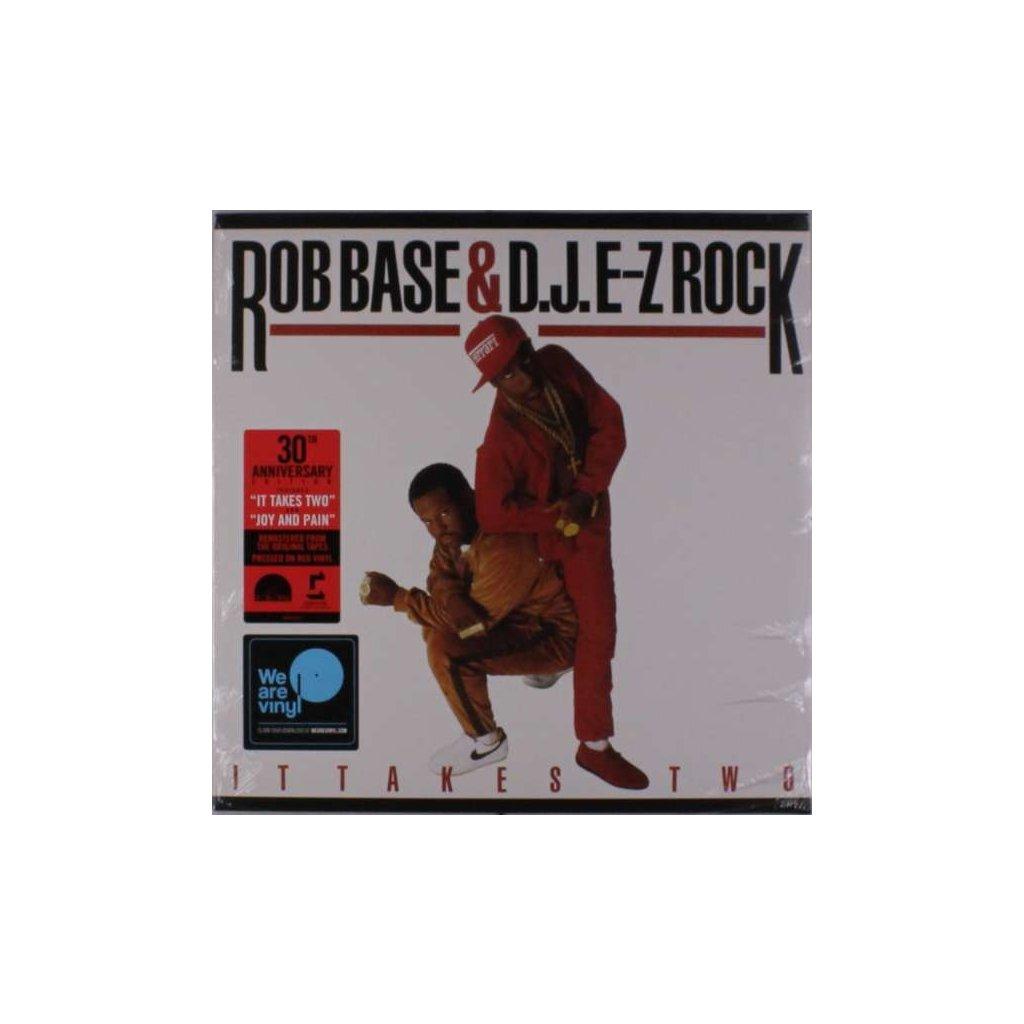 VINYLO.SK | BASE, ROB & DJ EZ ROCK - IT TAKES TWO / Anniversary [LP]