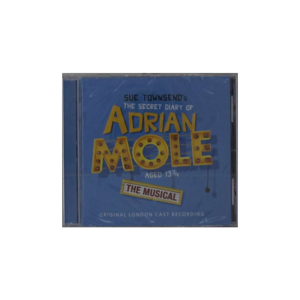 VINYLO.SK | MUSICAL - THE SECRET DIARY OF ADRIAN MOLE AGED 13 3/3 [CD]
