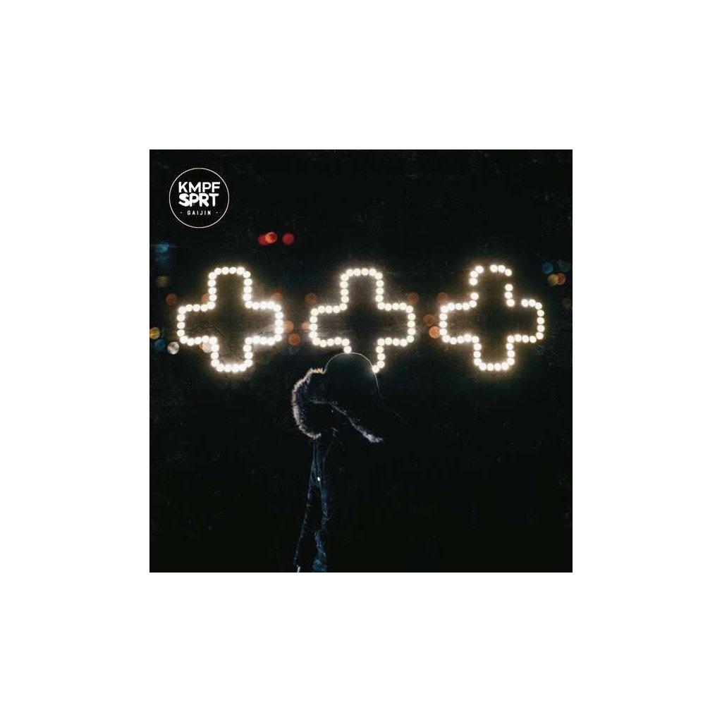 VINYLO.SK | KMPFSPRT - GAIJIN / GAT [LP + CD]