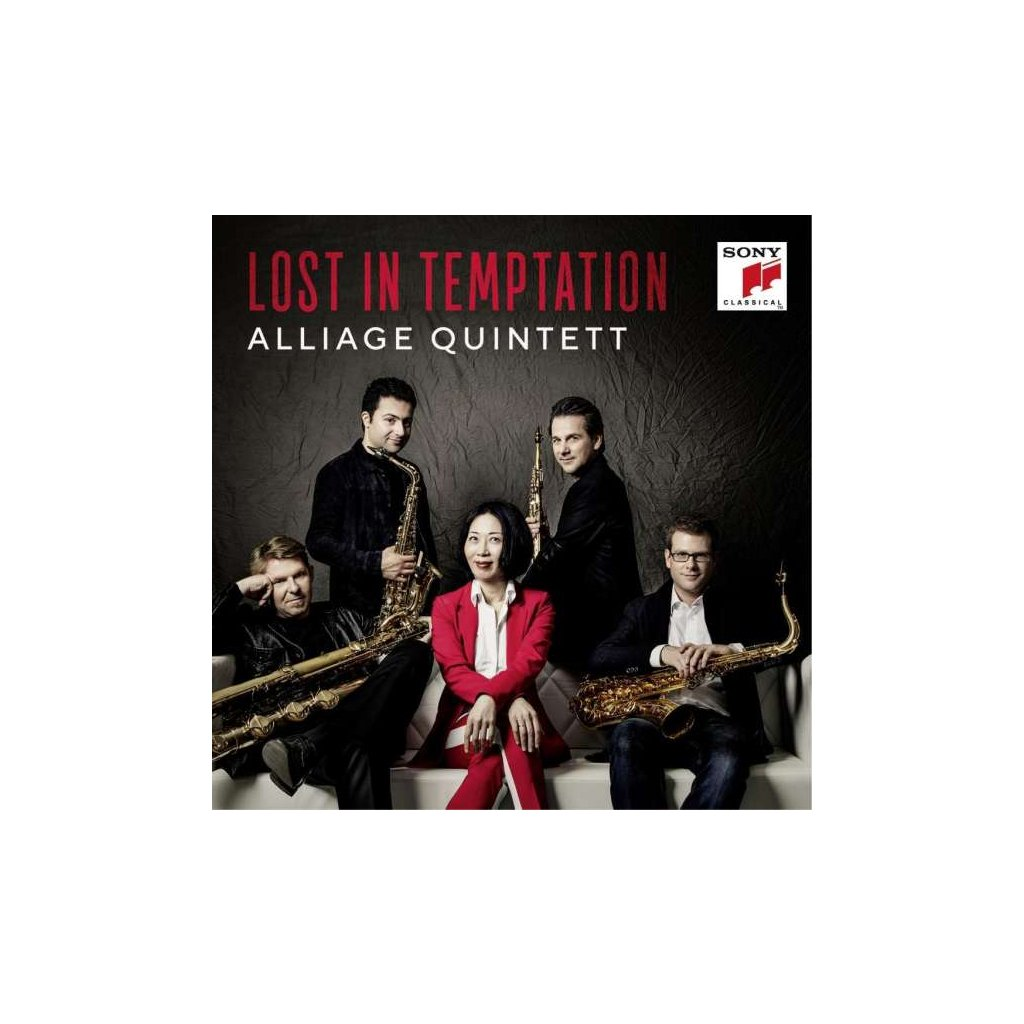 VINYLO.SK | ALLIAGE QUINTETT - LOST IN TEMPTATION [CD]