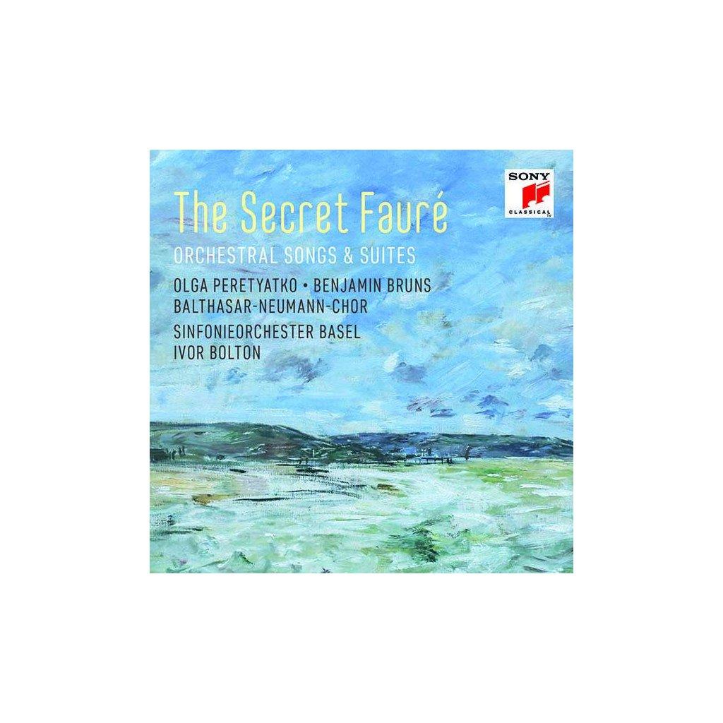 VINYLO.SK | FAURE, G. - THE SECRET FAURÉ (ORCHESTRAL SONGS & SUITES) [CD]