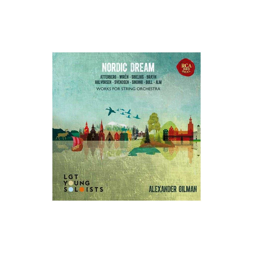 VINYLO.SK | LGT YOUNG SOLOISTS - NORDIC DREAM [CD]
