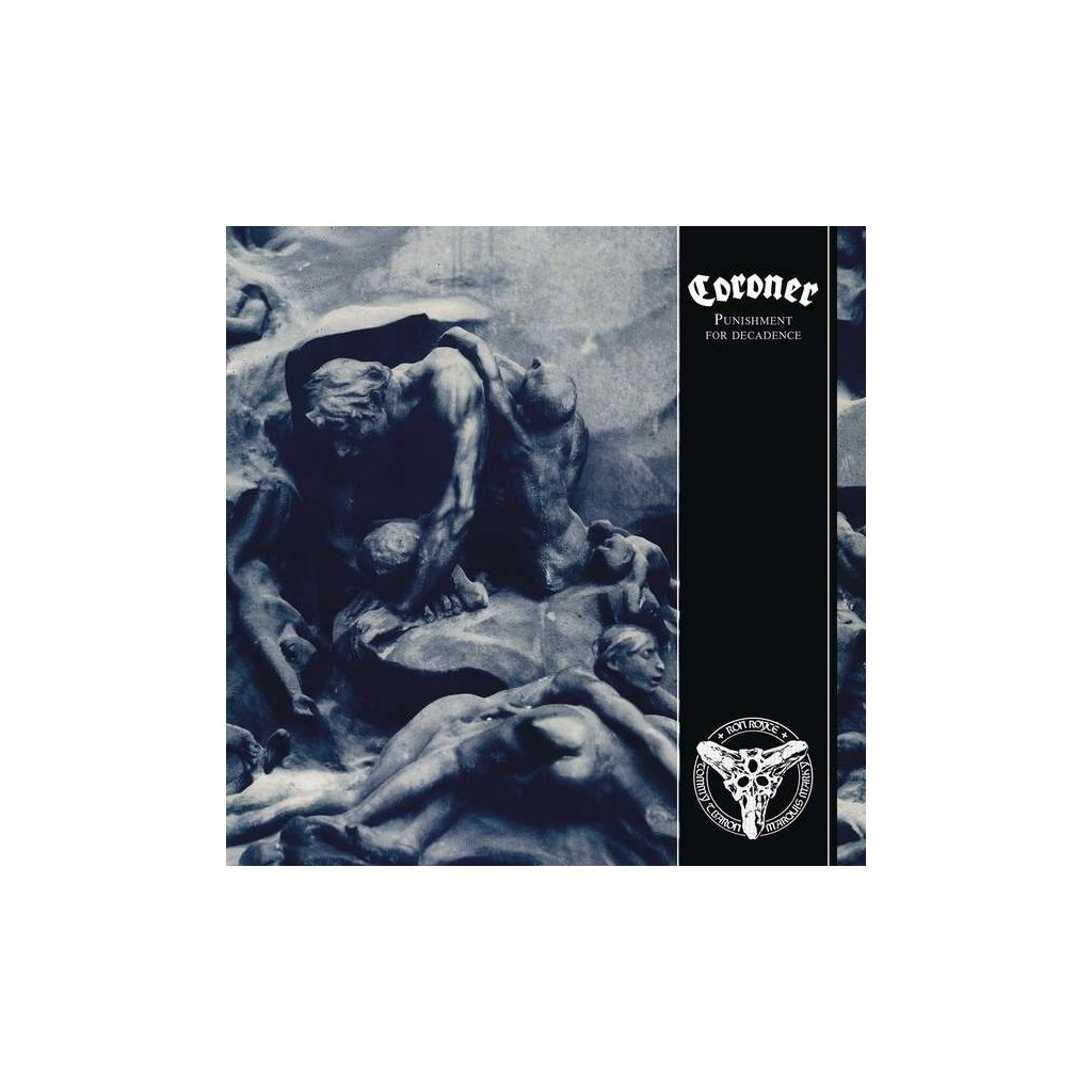 VINYLO.SK | CORONER - PUNISHMENT FOR DECADENCE [LP]