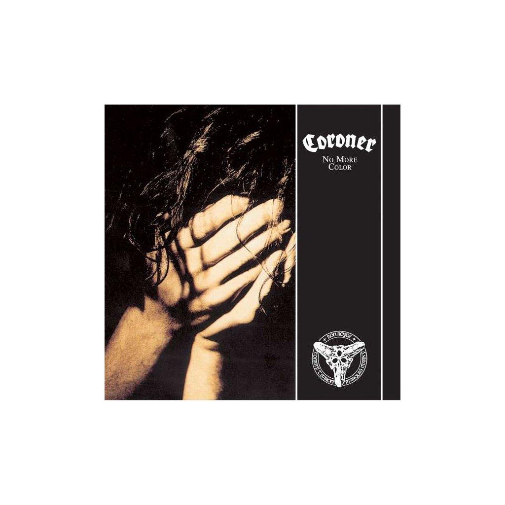 VINYLO.SK | CORONER - NO MORE COLOR [LP]