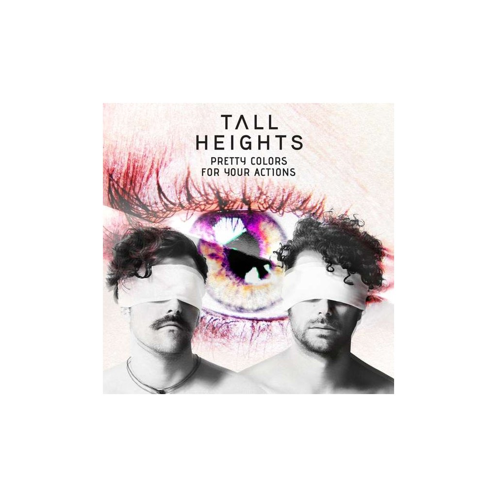 VINYLO.SK | TALL HEIGHTS - PRETTY COLORS FOR YOUR ACTIONS [CD]