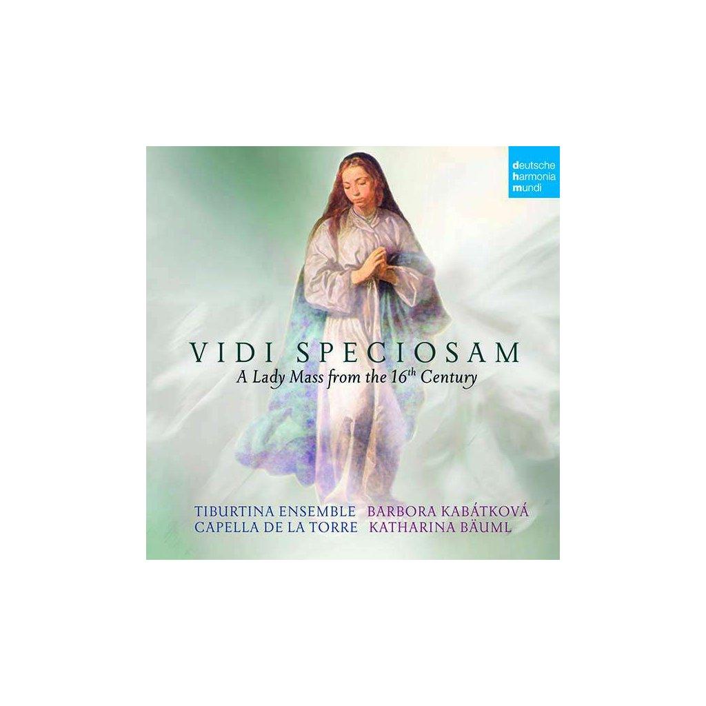 VINYLO.SK | CAPELLA DE LA TORRE - VIDI SPECIOSAM: A LADY MASS FROM THE 16TH CENTURY [CD]