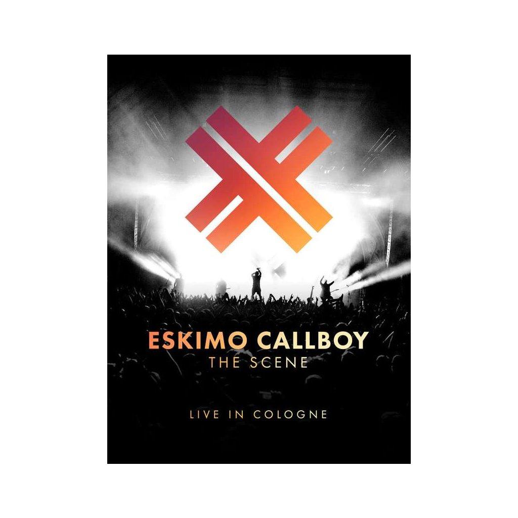 VINYLO.SK | ESKIMO CALLBOY - THE SCENE - LIVE IN COLOGNE / Limited [3Blu-Ray]