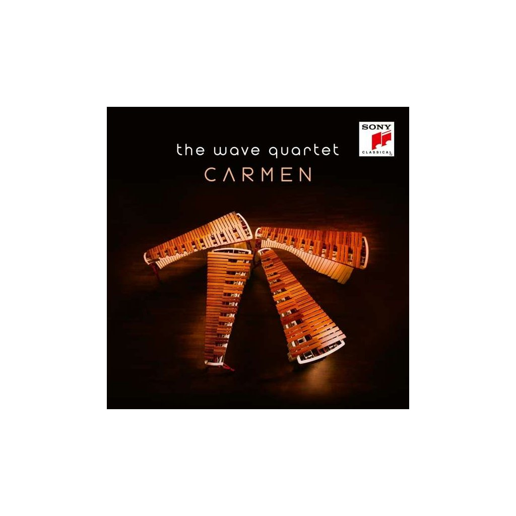 VINYLO.SK | WAVE QUARTET - CARMEN [CD]