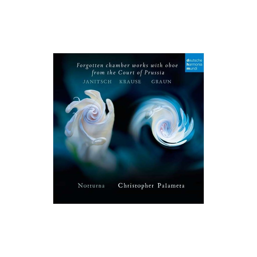 VINYLO.SK | KRAUSE, C.G. - FORGOTTEN CHAMBER WORKS WITH OBOE FROM THE COURT OF PRUSSIA [CD]