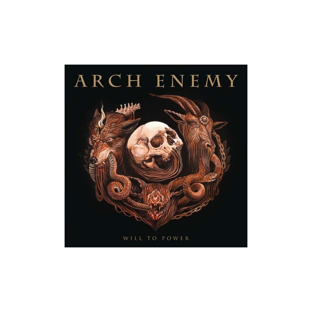 VINYLO.SK | ARCH ENEMY - WILL TO POWER [LP + CD]