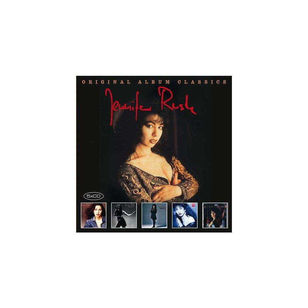 VINYLO.SK | RUSH, JENNIFER - ORIGINAL ALBUM CLASSICS [5CD]