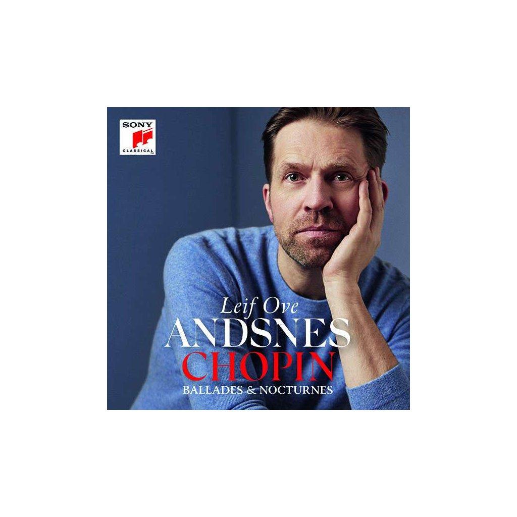 VINYLO.SK | ANDSNES, LEIF OVE - BALLADES & NOCTURNES [CD]