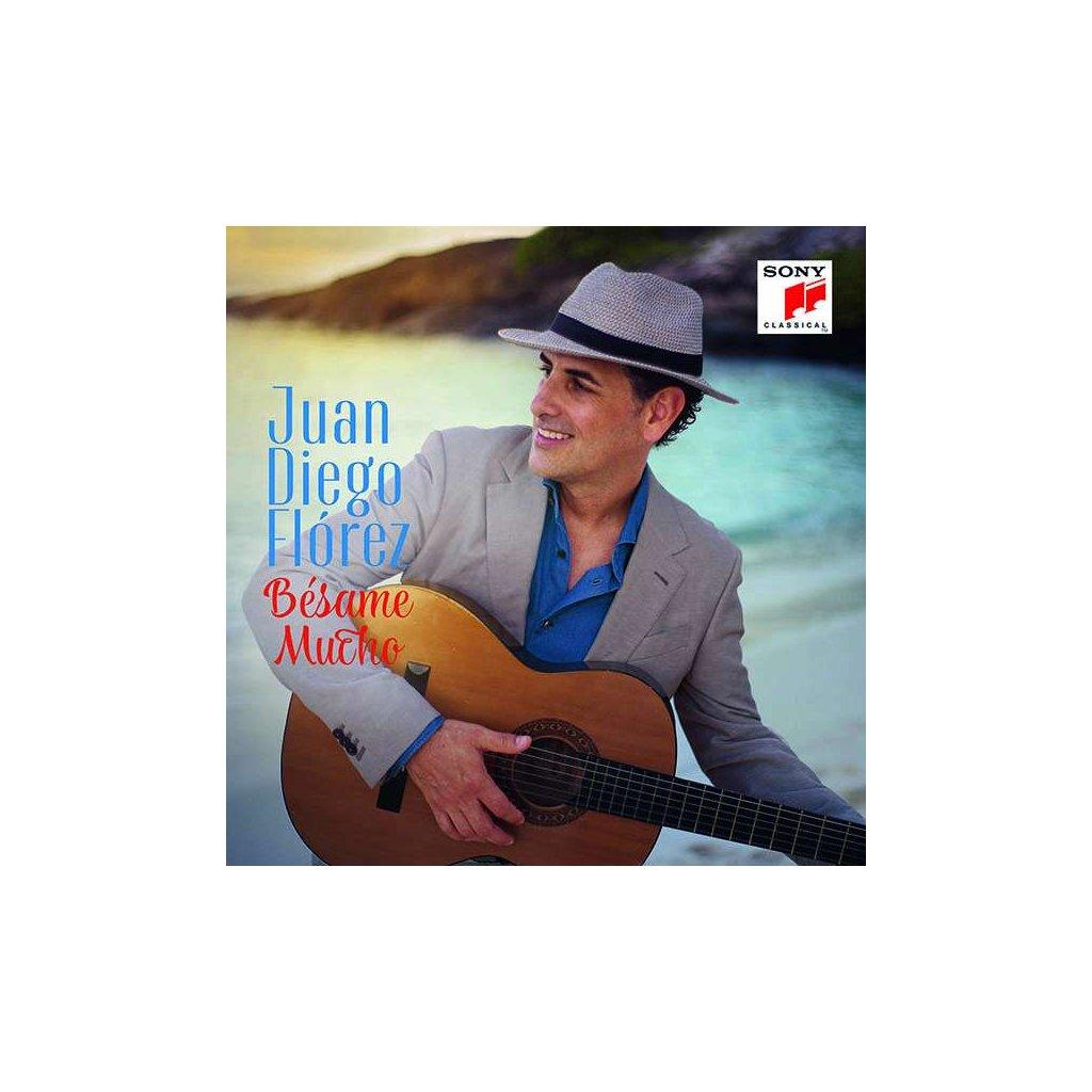 VINYLO.SK | FLOREZ, JUAN DIEGO - BESAME MUCHO [CD]