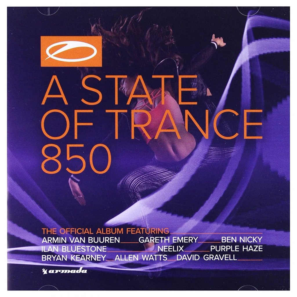Rôzni interpreti ♫ A STATE OF TRANCE 850 [2CD]
